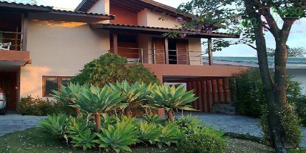 Casa residencial para venda e locação, Condomínio Jardim Paulista I, Vinhedo - CA0447.