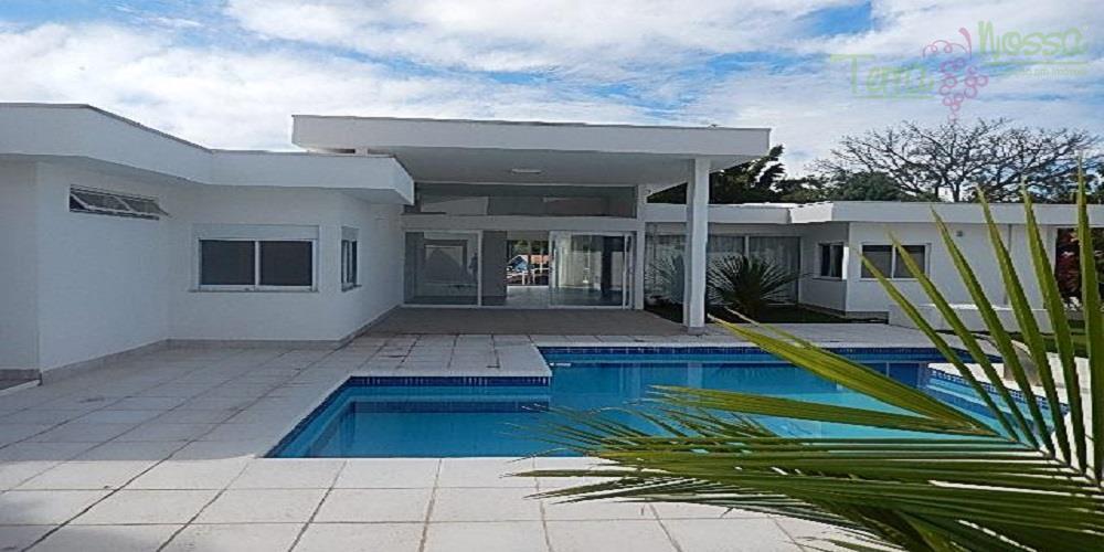 Casa residencial para venda e locação, Condomínio São Joaquim, Vinhedo - CA0288.