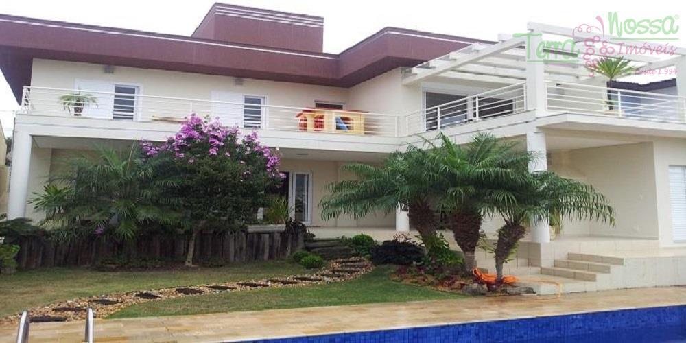 Casa residencial à venda, Condomínio Bosques de Grevílea, Vinhedo - CA0401.