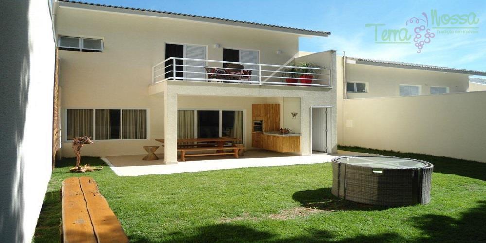 Sobrado residencial à venda, Condomínio Vista Verde, Vinhedo - SO0218.