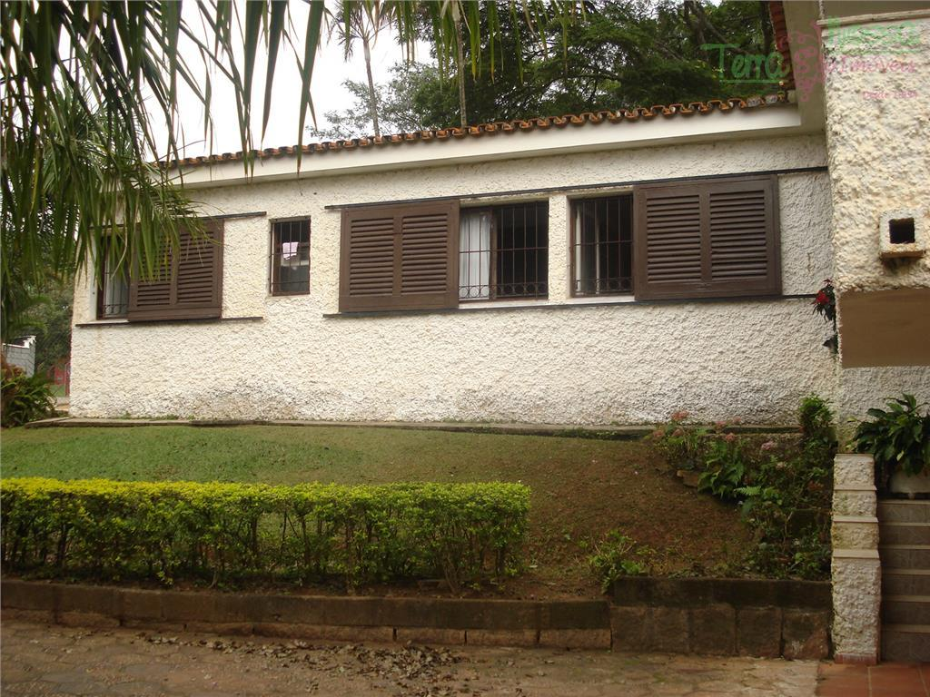 Chácara  residencial à venda, Vila Cascais, Vinhedo.