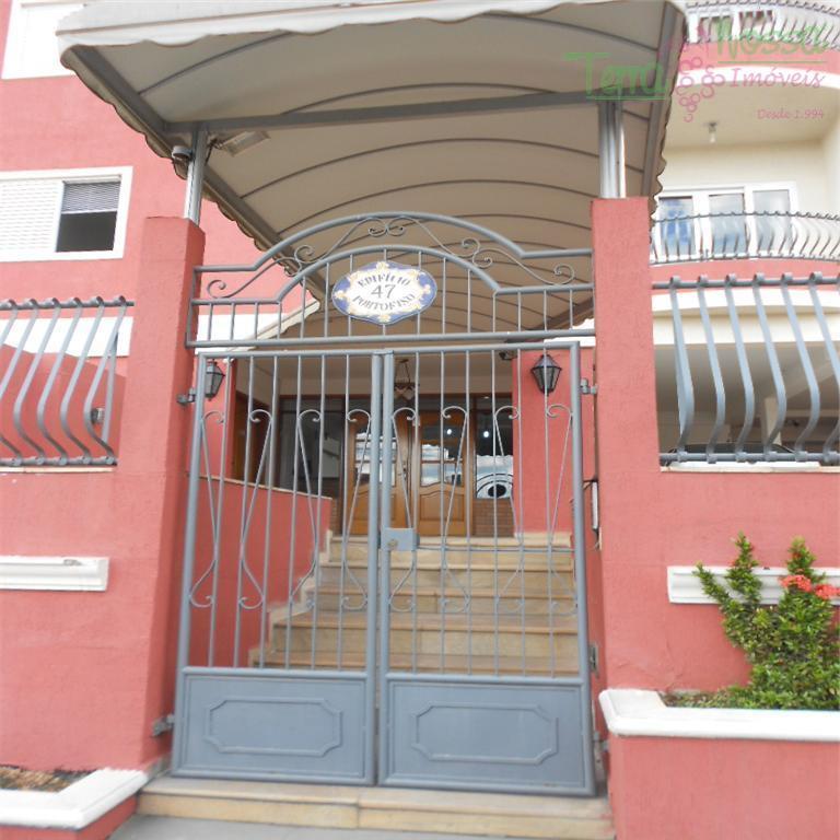Apartamento  residencial à venda, Residencial Aquários, Vinhedo.