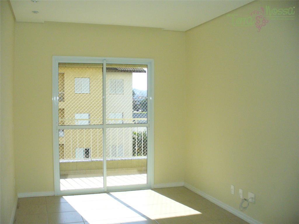 Apartamento residencial para locação, Jardim Alves Nogueira, Vinhedo - AP0237.