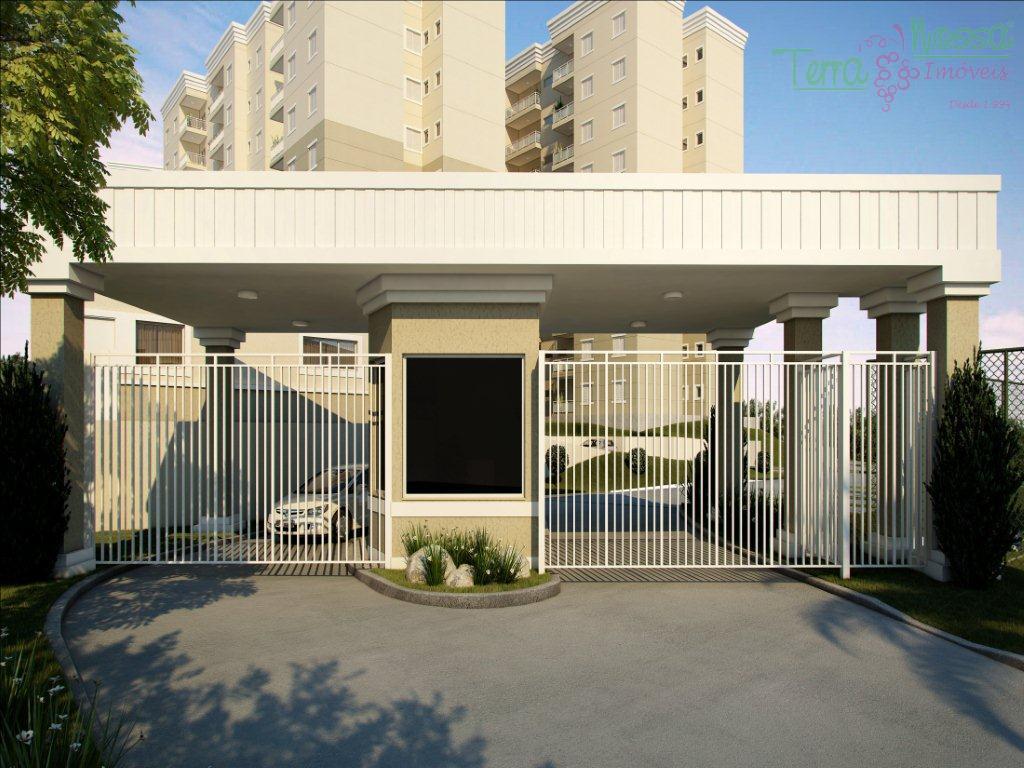 Apartamento  residencial à venda, Capivari, Louveira.