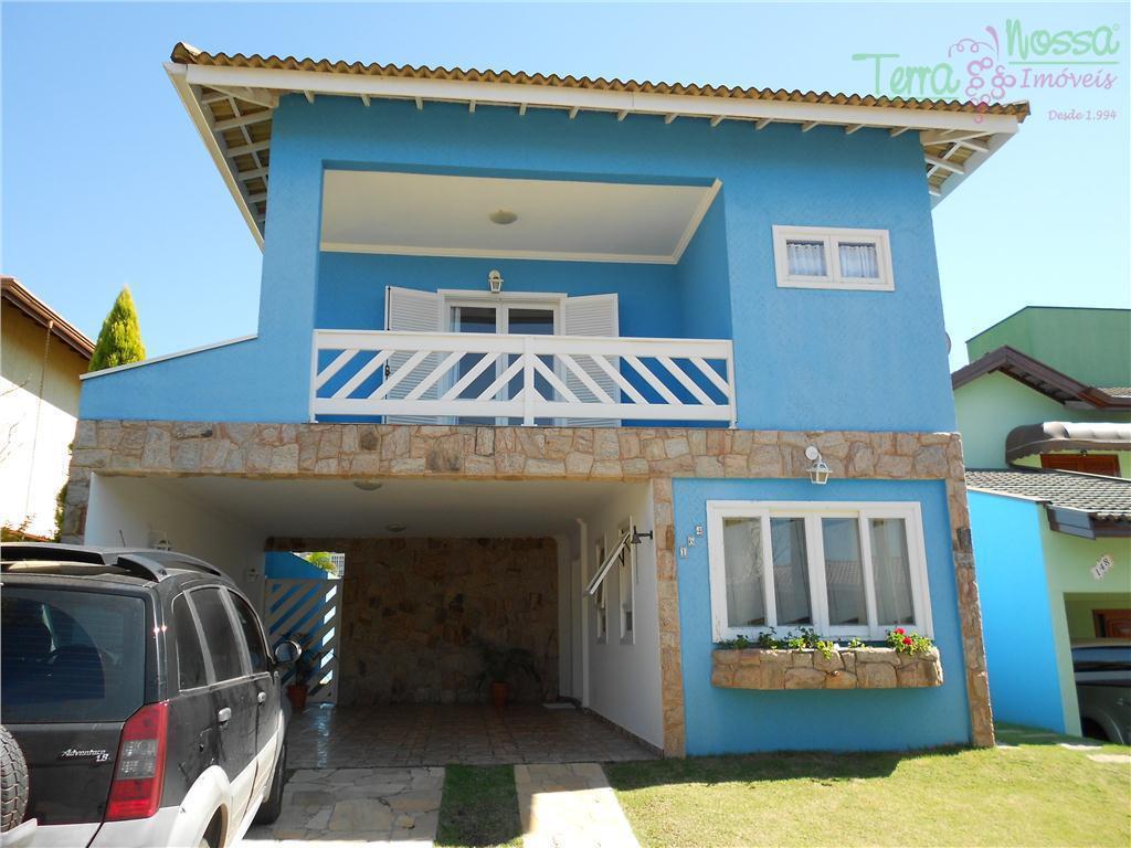 Casa residencial para venda e locação, Condomínio Villagio Capriccio, Louveira - CA0403.