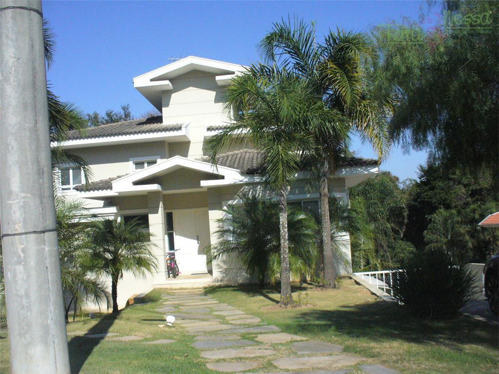 Casa residencial para venda e locação, Condomínio Vista Alegre - Sede, Vinhedo - CA0319.