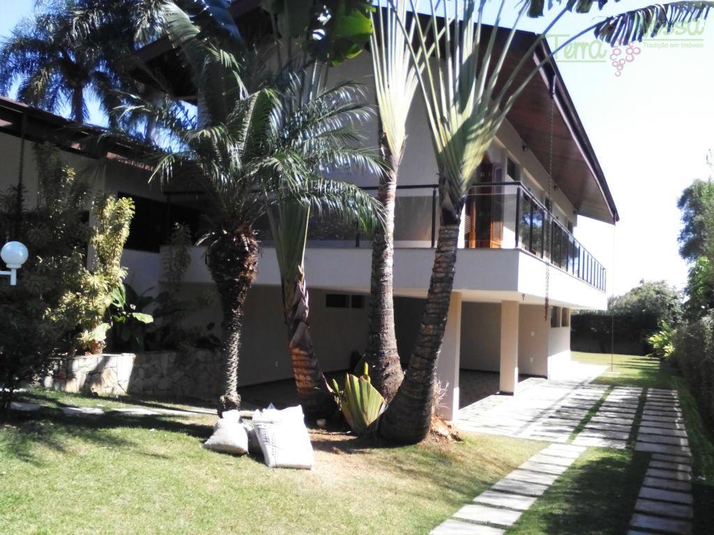 Casa residencial à venda, Condomínio São Joaquim, Vinhedo - CA0320.