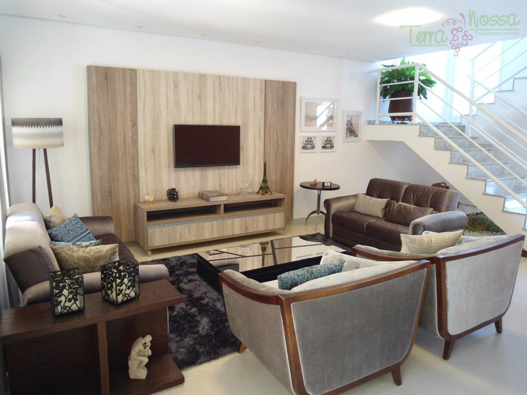 Casa residencial à venda, Caixa D Água, Vinhedo - CA0506.