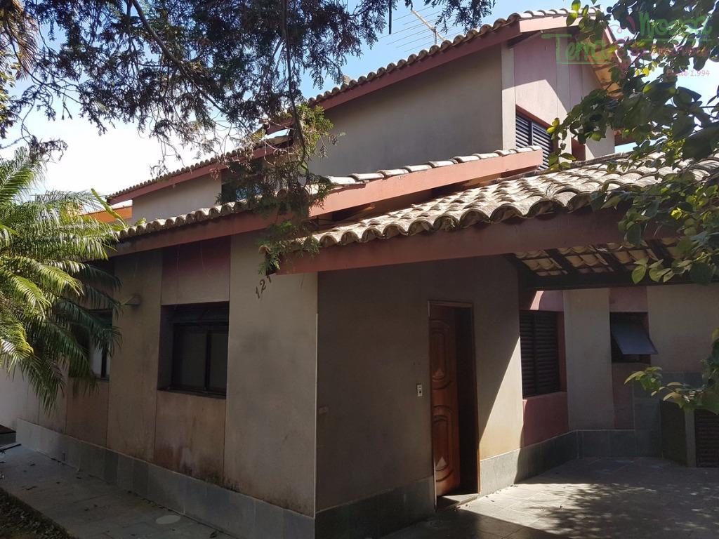 Casa residencial à venda, Jardim Paulista I, Vinhedo - CA0779.