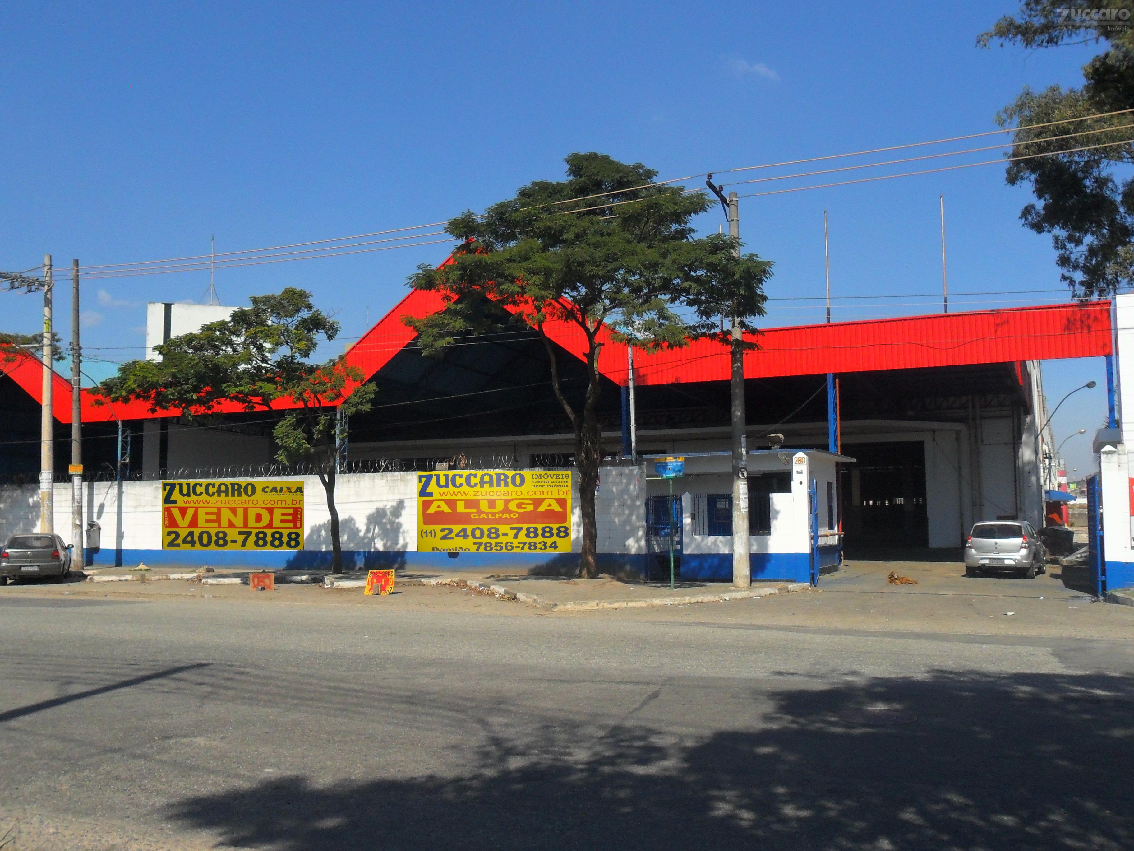 Galpão Comercial para locação, Bairro inválido, Cidade inexistente - GA0785.