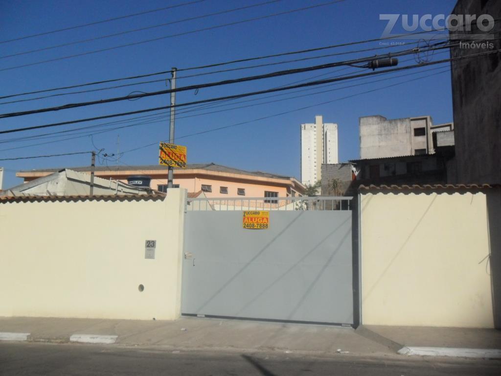 Casa Comercial para locação, Vila Progresso, Guarulhos - CA0964.