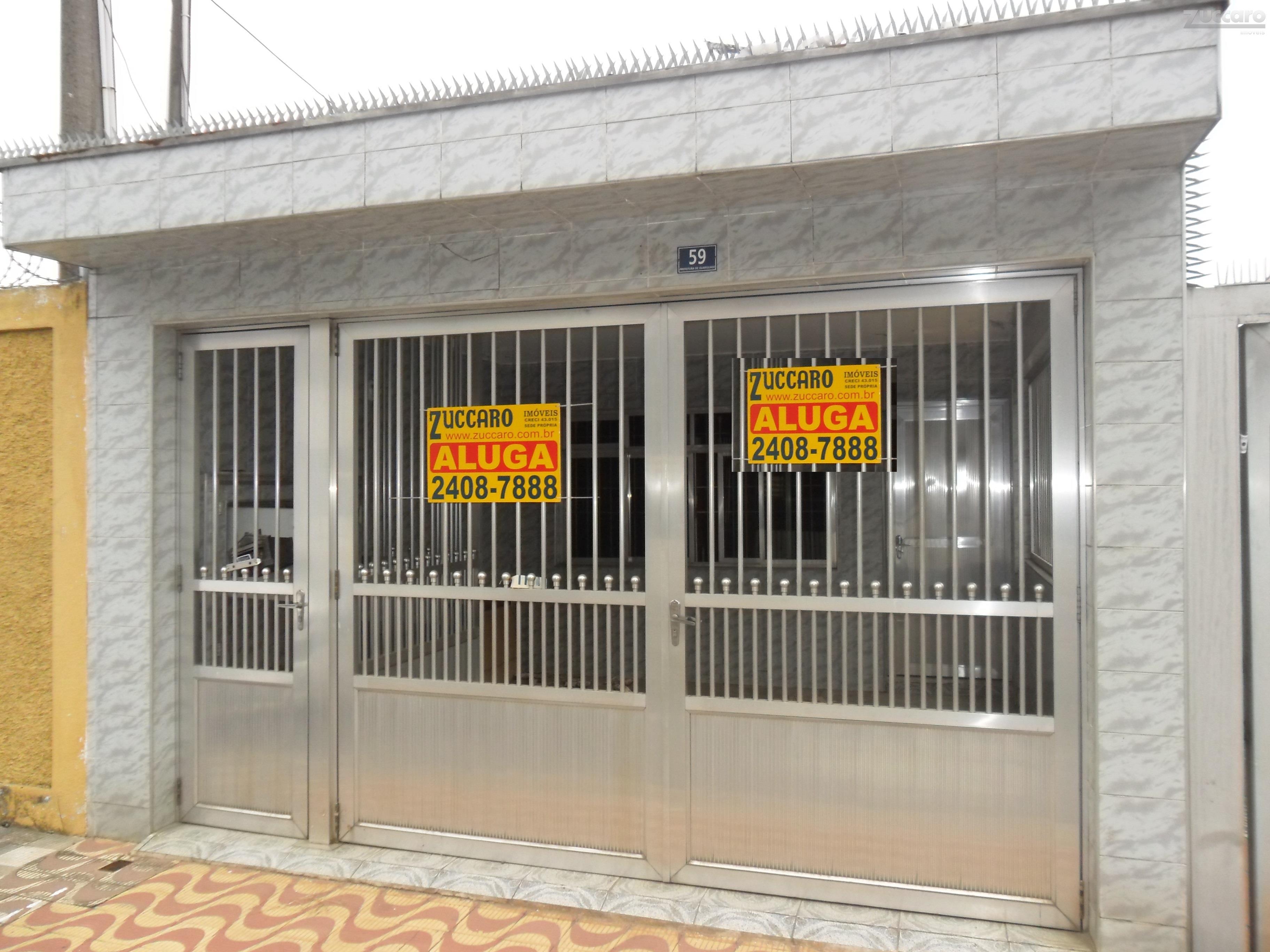 Casa Comercial para locação, Vila Planalto, Guarulhos - CA0933.