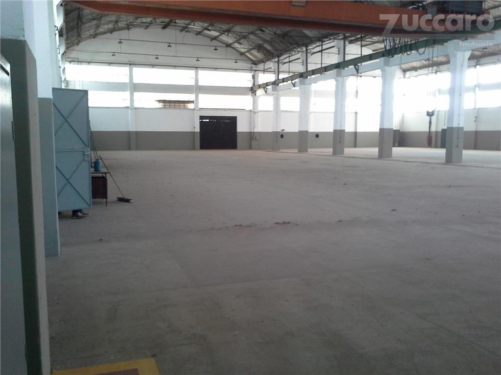 Galpão industrial para locação, Cumbica, Guarulhos - GA0812.