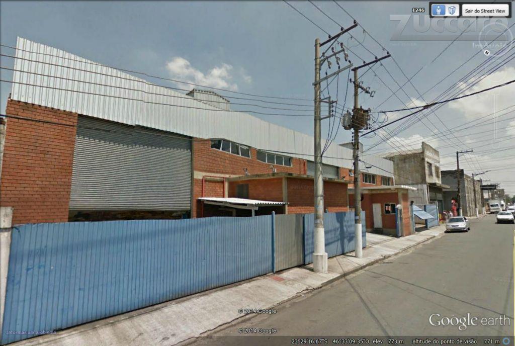 Galpão industrial à venda, Vila Endres, Guarulhos - GA0815.