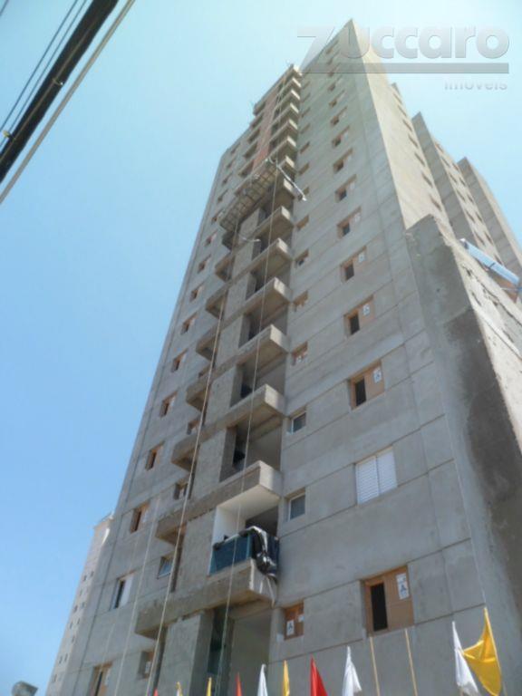 Apartamento residencial à venda, Vila Augusta, Guarulhos - AP3640.