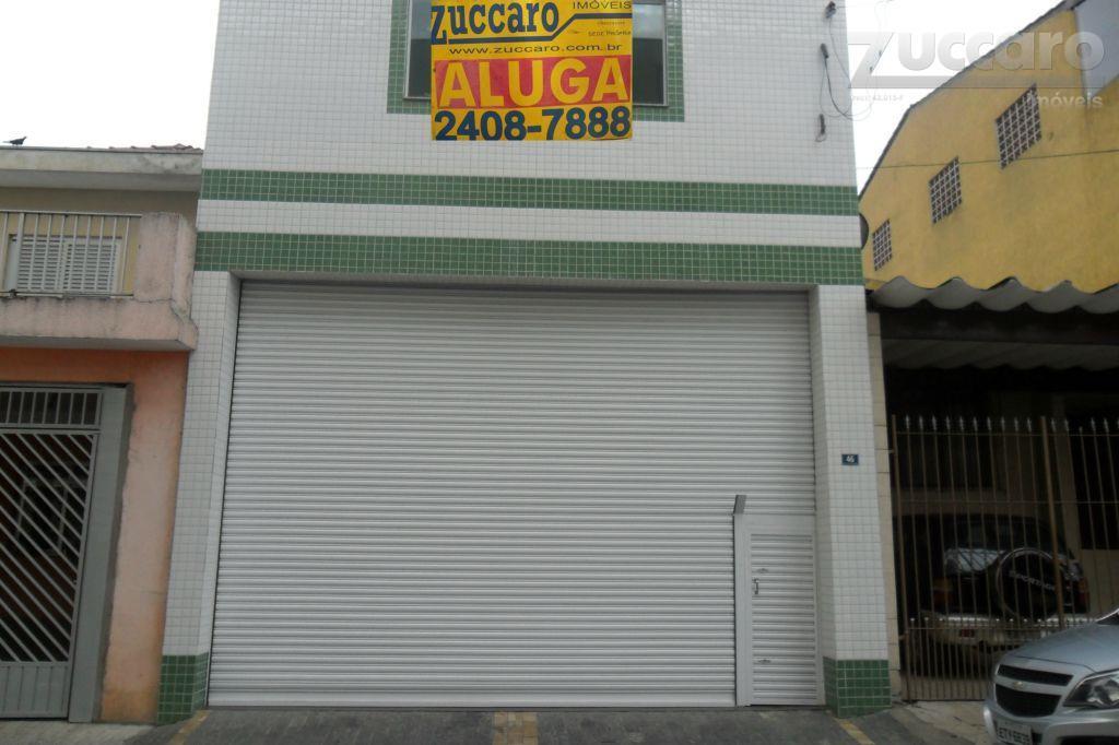 Sala comercial para locação, Gopoúva, Guarulhos - SA0264.