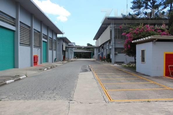 Galpão em Vila São Leopoldo, São Bernardo Do Campo - SP
