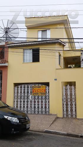 Sobrado residencial à venda, Vila Hermínia, Guarulhos - SO1584.