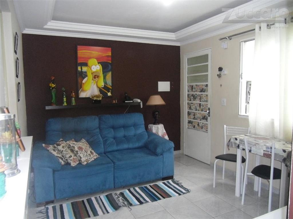 Apartamento residencial à venda, Parque Cecap, Guarulhos - AP4165.