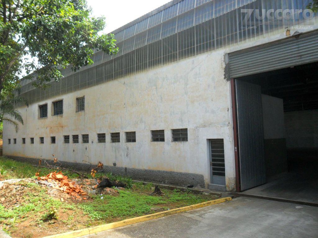 Galpão industrial à venda, Parque Industrial do Jardim São Geraldo, Guarulhos - GA0880.