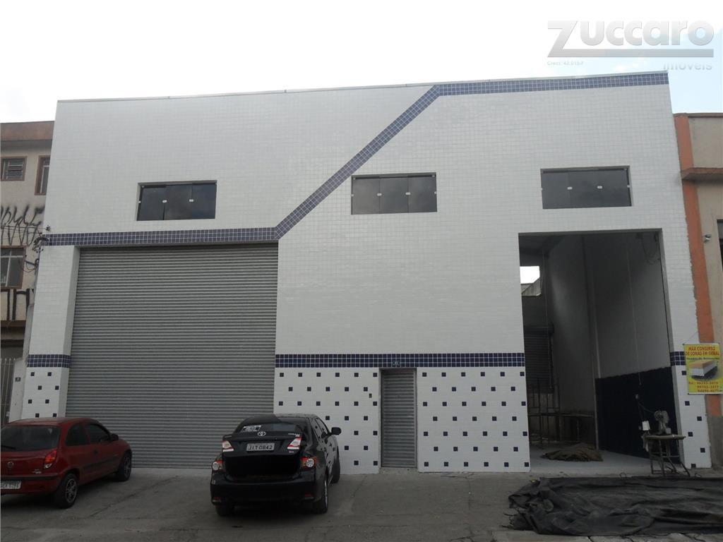 Galpão comercial para venda e locação, Cumbica, Guarulhos - GA0060.