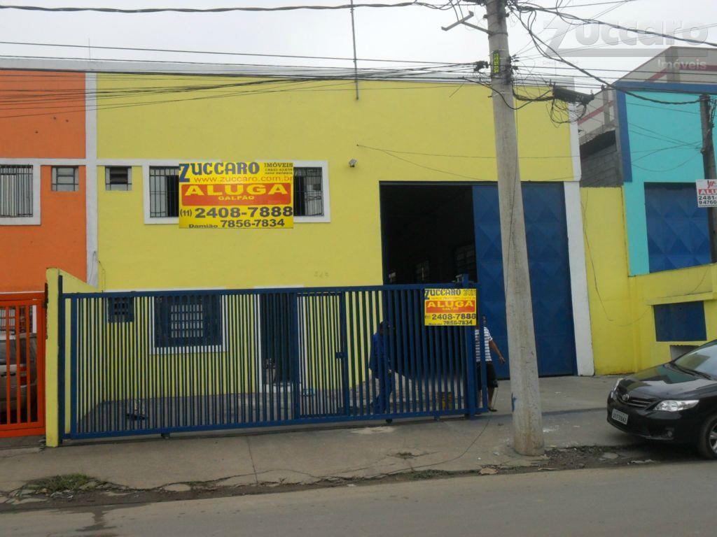 Galpão industrial para locação, Cidade Industrial Satélite de São Paulo, Guarulhos - GA0894.