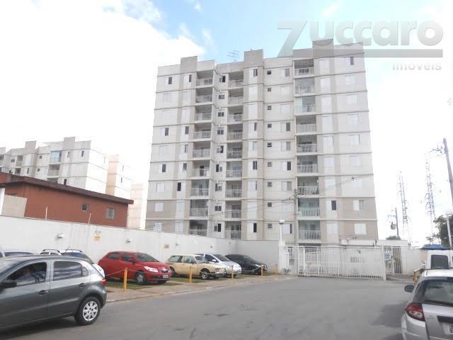 Apartamento residencial para locação, Vila Endres, Guarulhos - AP4499.