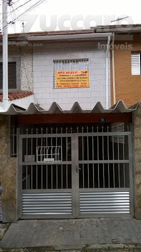 Sobrado residencial à venda, Vila Zamataro, Guarulhos.