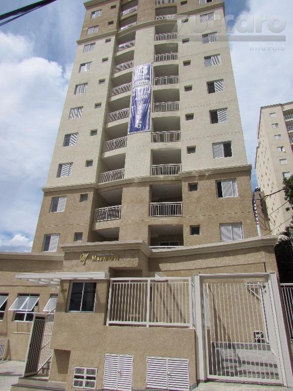 Apartamento residencial à venda, Vila Milton, Guarulhos - AP5984.