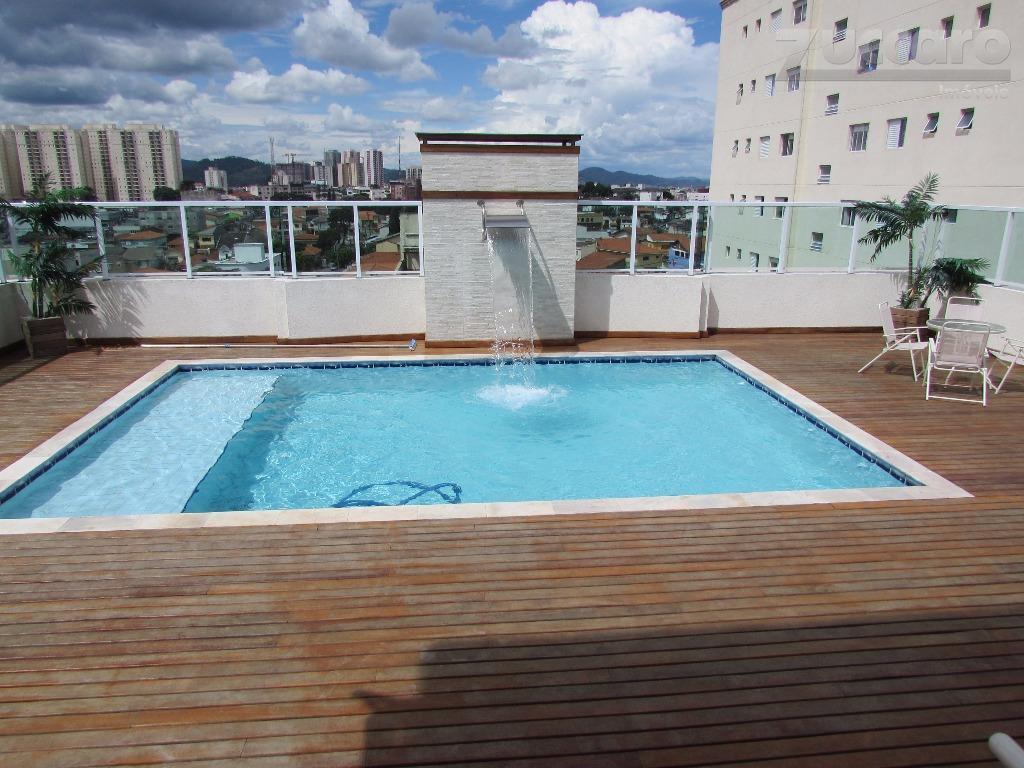 Apartamento residencial à venda, Vila Milton, Guarulhos.