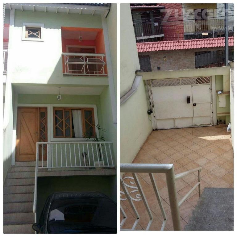 Sobrado Vila Rosália 3 dormitórios 3 suítes 490 mil
