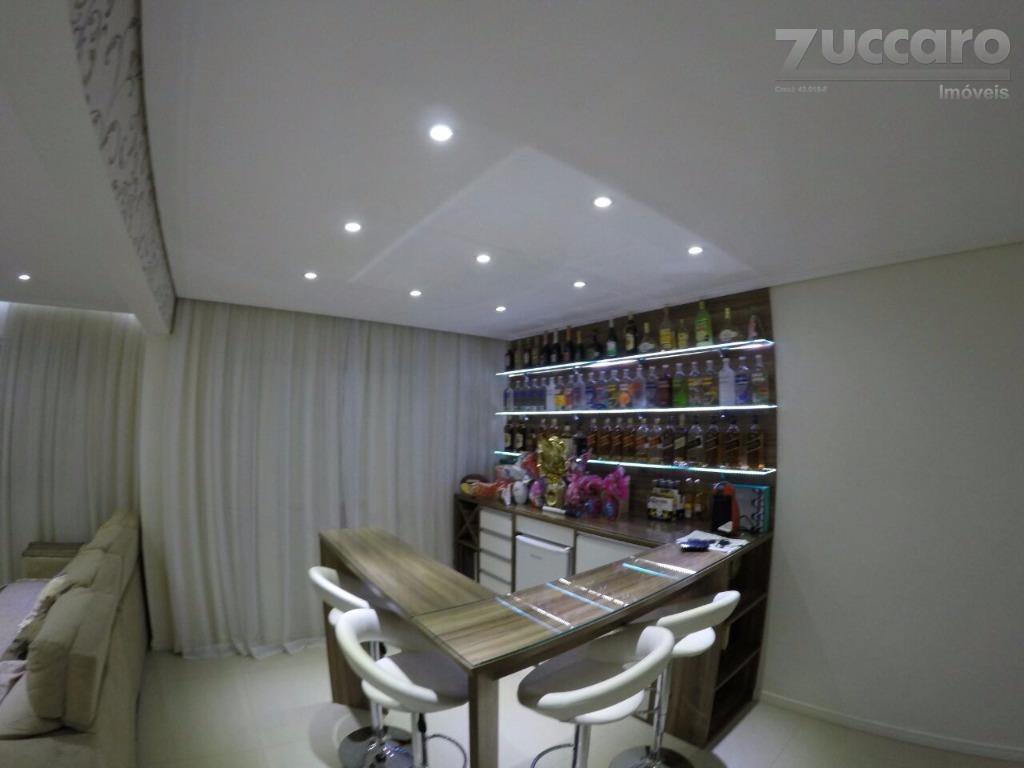 Lindo Apartamento no Condomínio Suprema 75m², 1 Suíte, 2 Vagas.