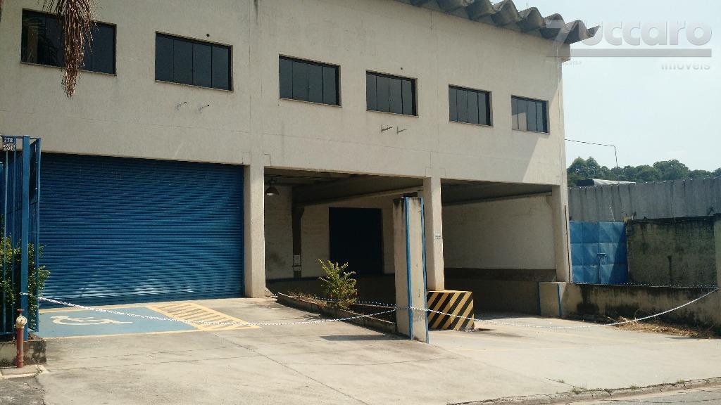Galpão industrial para locação, Vila Aeroporto, Guarulhos.