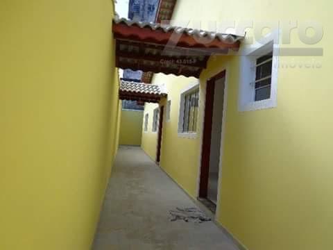 Casa residencial à venda, Cidade Parque Alvorada, Guarulhos - CA1179.