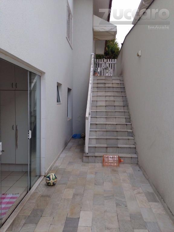 Casa de 4 dormitórios em Santa Cruz, Valinhos - SP