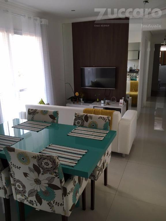 Apartamento residencial à venda, Vila Milton, Guarulhos - AP7785.
