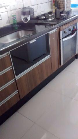 ótimo apartamento!!!!apartamento com 2 dormitórios, sala, cozinha, wc, varanda e garagem para 01 auto coberta. vendo...