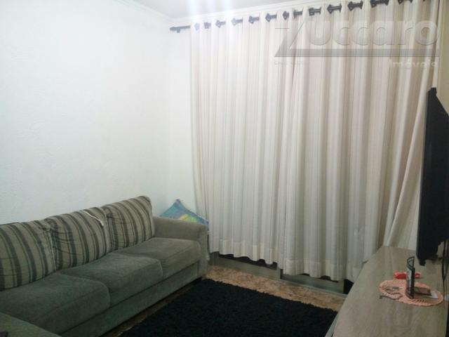 Apartamento residencial à venda, Jardim Bom Clima, Guarulhos.