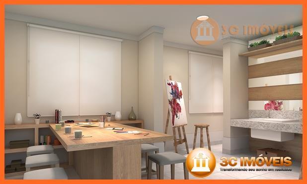 apartamento de 2 dormitórios 1 vaga de auto com toda infraestrutura, portaria e segurança 24hs, churrasqueira,...