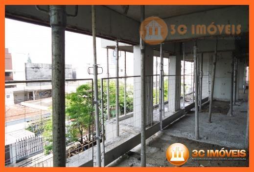 lindo apartamento em condomínio fechado de com 3 dormitórios sendo uma suíte, sala para 2 ambientes...