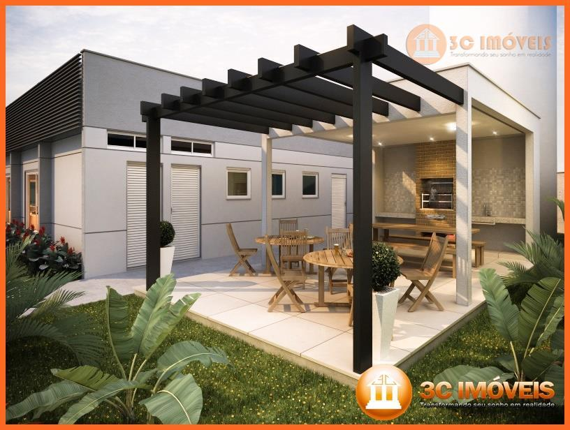 apartamento de 2 e 3 dormitórios de 55m² a 64m².todos os apartamentos de 3 dormitórios com...