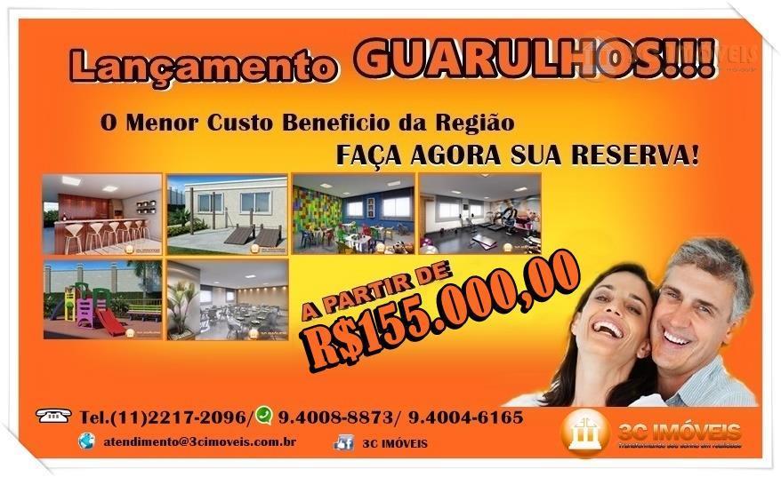 Lançamento Minha Casa Minha Vida 3 em Guarulhos!