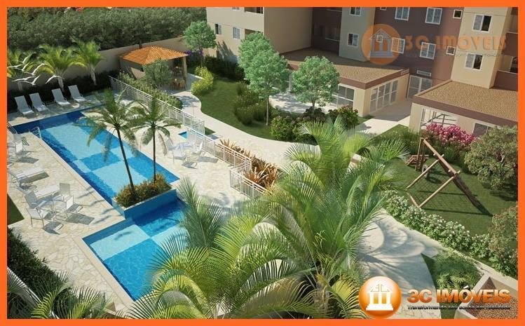 Apartamento Pronto para Morar próximo a Av. Assis Ribeiro.