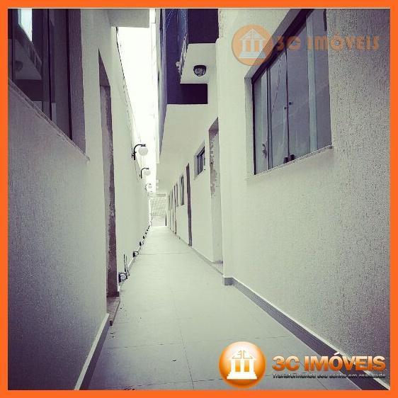 sobrado em condomínio fechado de 2 e 3 dormitórios na vila formosa, pronto para morar!unidades de...