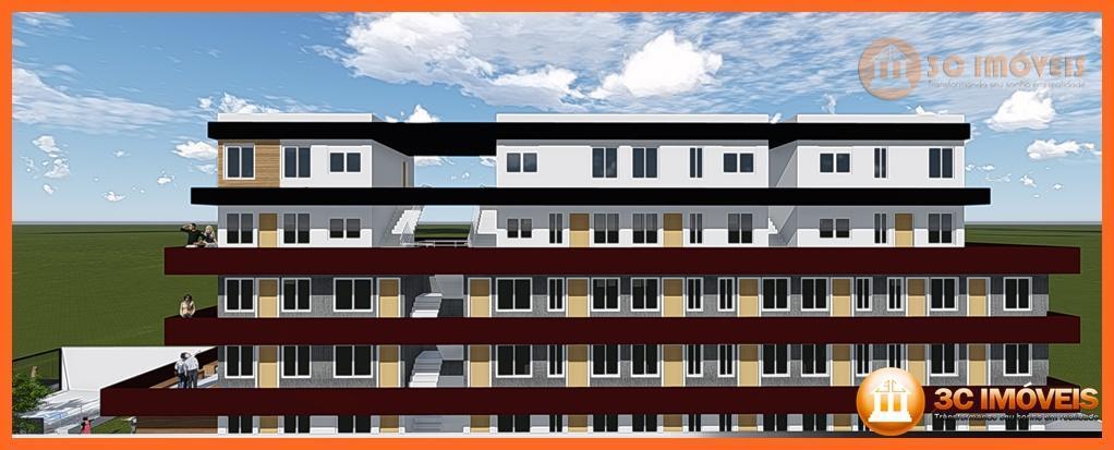 apartamentos studios de 1 e 2 dormitórios, até 1 vaga de autocompleta infraestrutura no bairro. próximo...