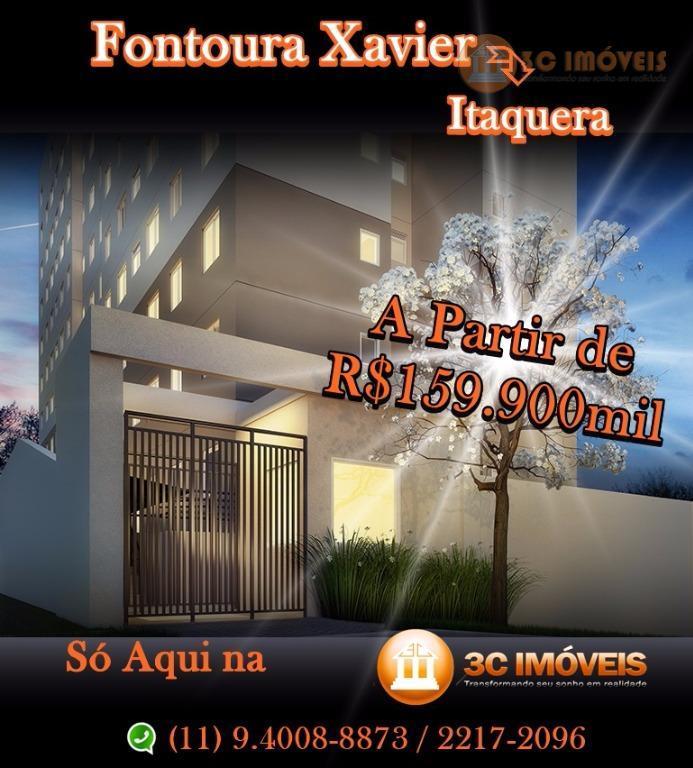 Lançamento Minha Casa Minha Vida a 5 Min. Do Metro Corinthians Itaquera!