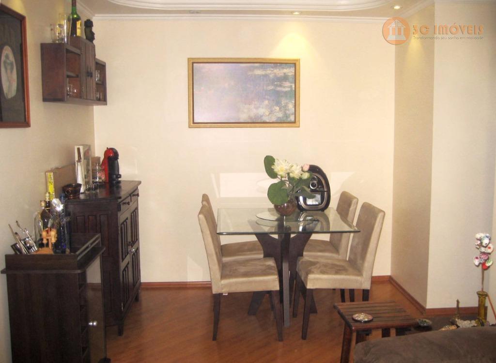 Apartamento 2 dormtórios, 49m²