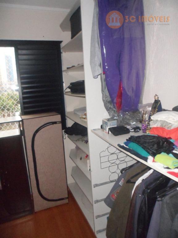 3 dormitórios, sala de estar e jantar com sacada, cozinha, área de serviço, banheiro e uma...