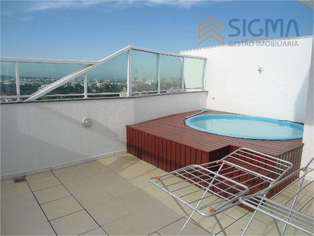Cobertura residencial à venda, Glória, Macaé.