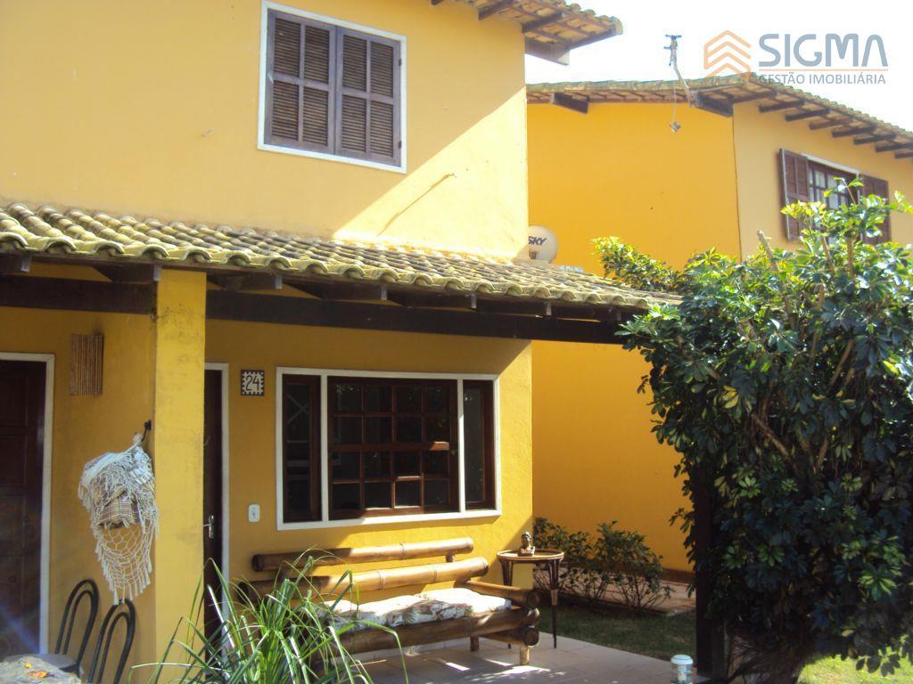Casa  residencial à venda, Praia Rasa, Búzios.
